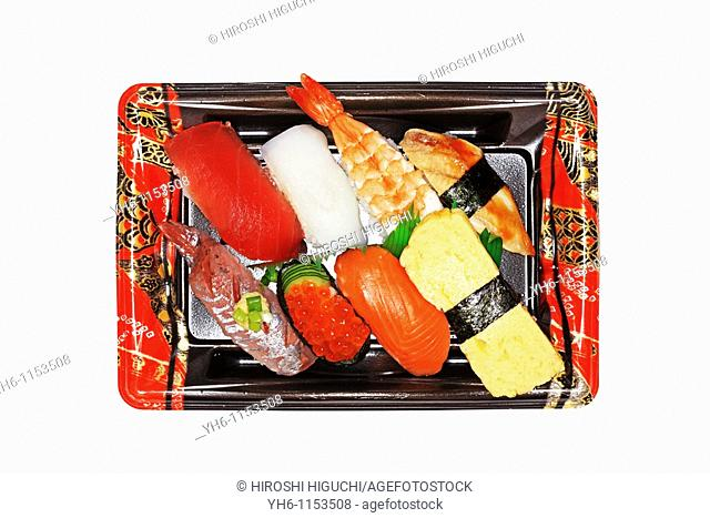 Sushi, Japan, Fukushima