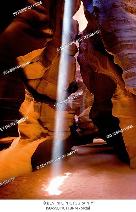 Antelope Canyon, Page, Arizona, USA