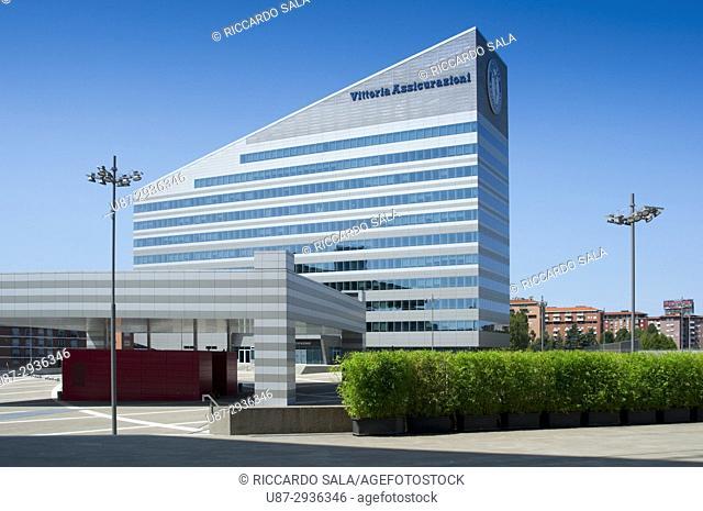 Italy, Lombardy, Milan, Portello District