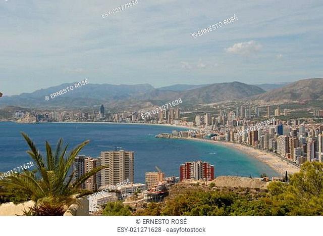 SPANIEN - BENIDORM
