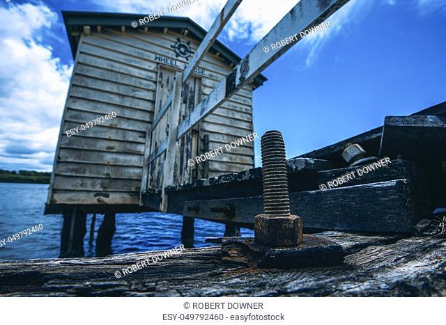 Maroochy River Boat House in Maroochydore, Sunshine Coast