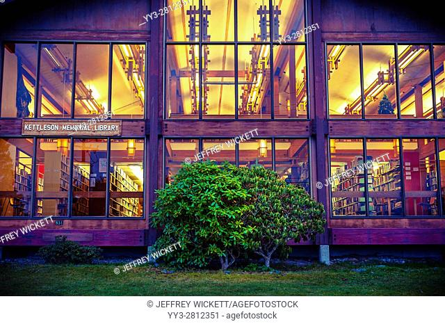 Sheldon Jackson College was a small private college located on Baranof Island in Sitka, Alaska, United States. Founded in 1878