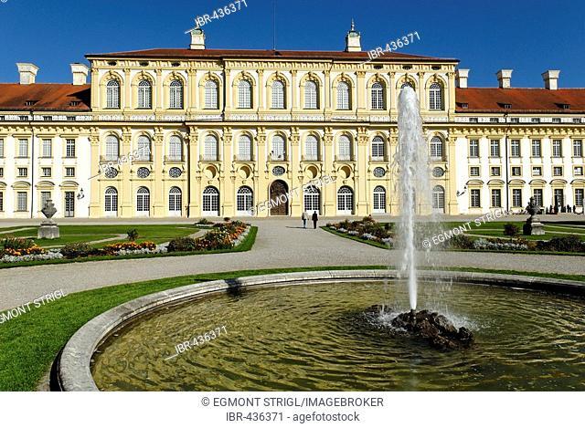New Schleissheim Palace, Munich, Bavaria, Germany
