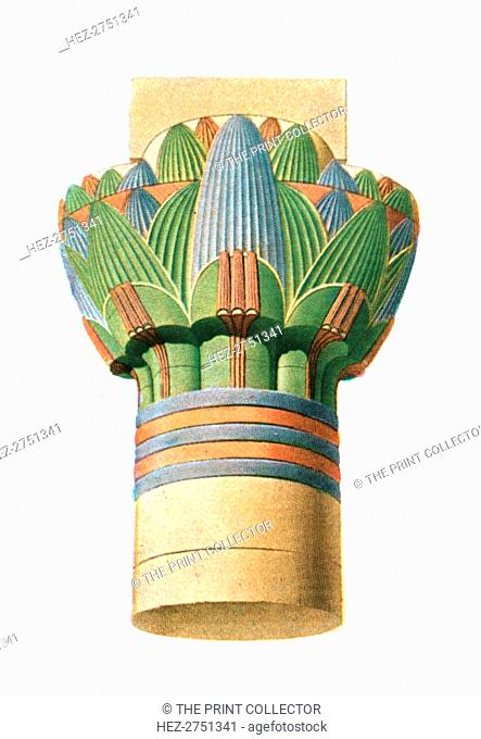 Ptolemaic capital, Edfu, Egypt, (1928). Creator: Unknown