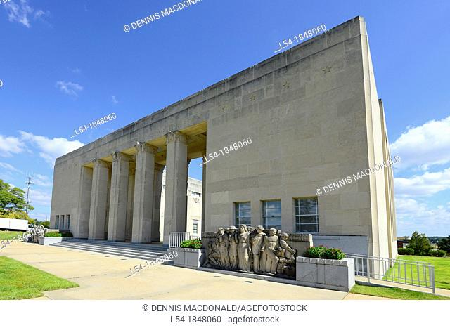 Mississippi War Memorial BuildingJacksoi MS US