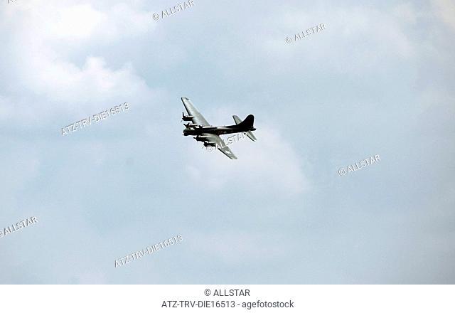 B-17G FLYING FORTRESS, SALLY B; B-17 PRESERVATION LTD; 03/07/2011