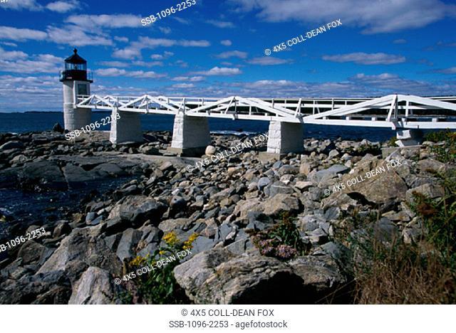 Marshall Point LighthousePort ClydeMaineUSA