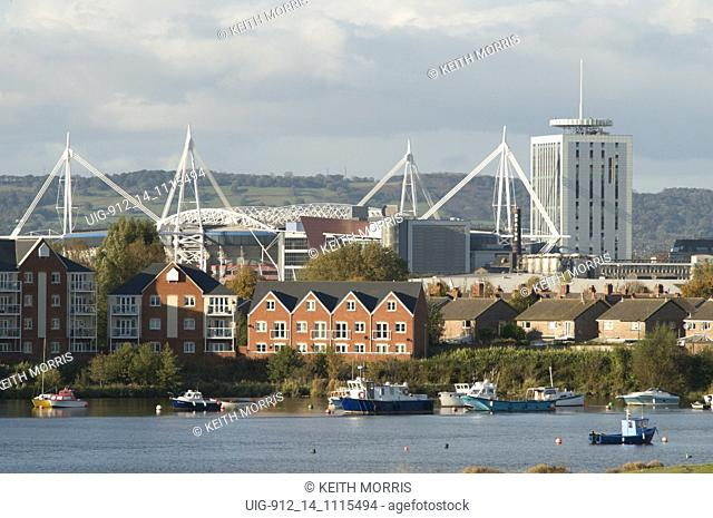 Millennium Stadium Cardiff Wales