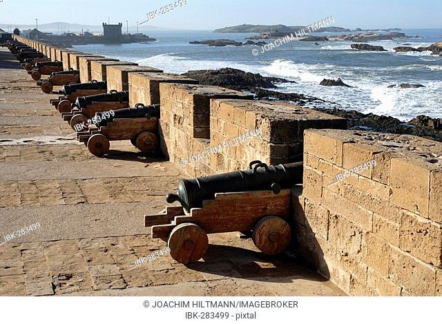 Essaouira fortress (Skala de la Kasbah), Morocco, Africa