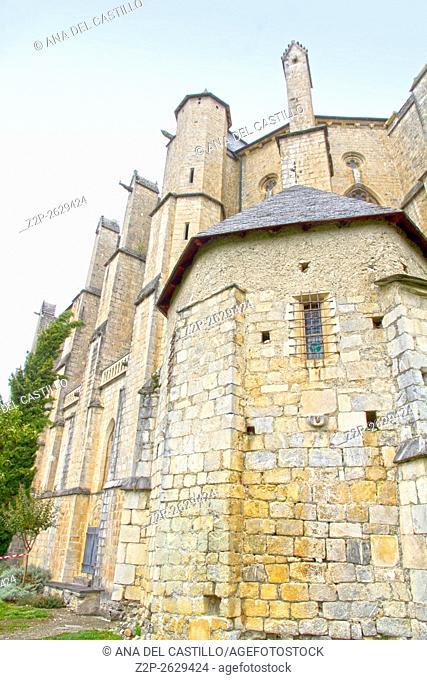 Cathédrale St Mary Saint-Bertrand-de-Comminges, France