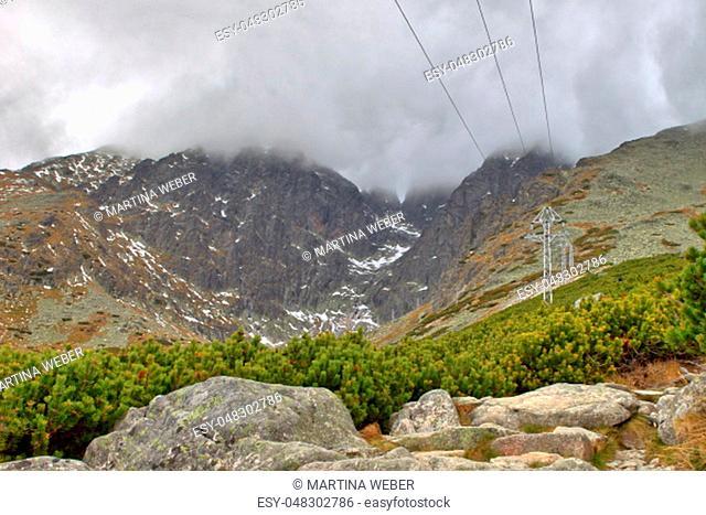 High Tatra, Slovakia