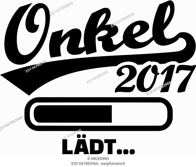 Uncle 2017 - Loading bar german