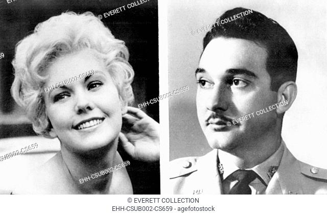 Rumors of romance were flying in Hollywood about Rafael Trujillo Jr. and actress Kim Novak. May 21, 1958. 29-year-old Trujillo's Hollywood spending spree...