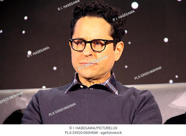 """J.J. Abrams 12/04/2019 """"""""Star Wars: The Rise of the Skywalker"""""""" Press Conference held in Pasadena, CA. Photo by I. Hasegawa / HNW / PictureLux"""