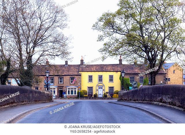 Gargrave, Craven, North Yorkshire, England, UK