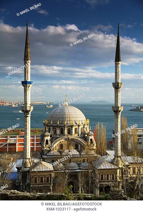 Nusretiye Mosque Turkish: Cihangir Camii Istanbul , Turkey