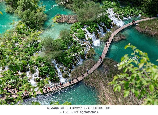 Plitvicka National Park, Croatia