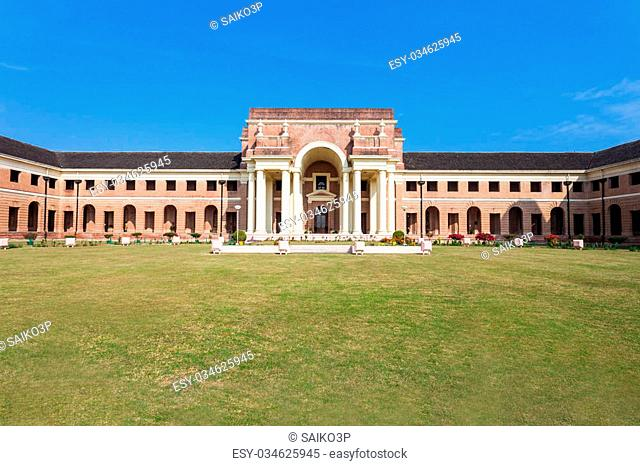 The Forest Research Institute is located at Dehradun in Uttarakhand state, India