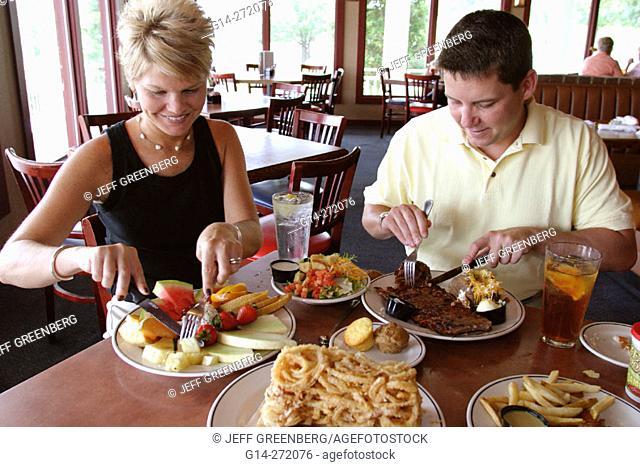Damon's Restaurant. Sevierville. Tennessee. USA