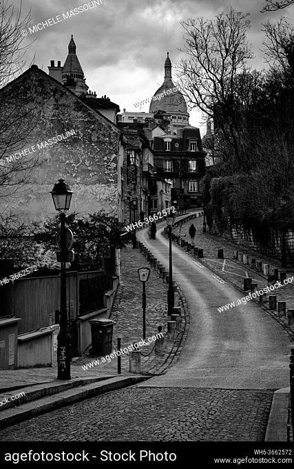 Basilica, Sacré-Coeur, Paris, Montmartre