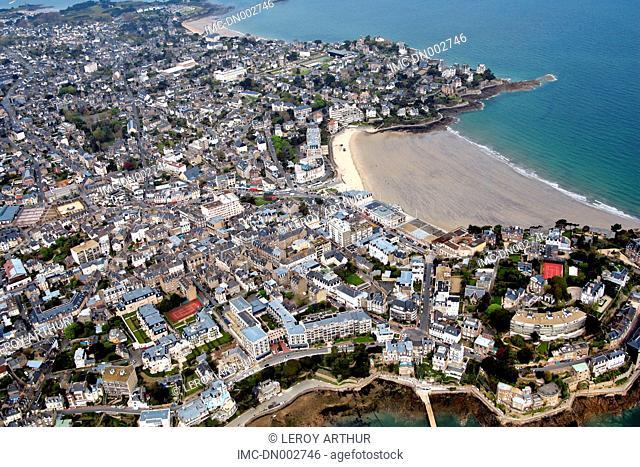 France, Brittany, Dinard