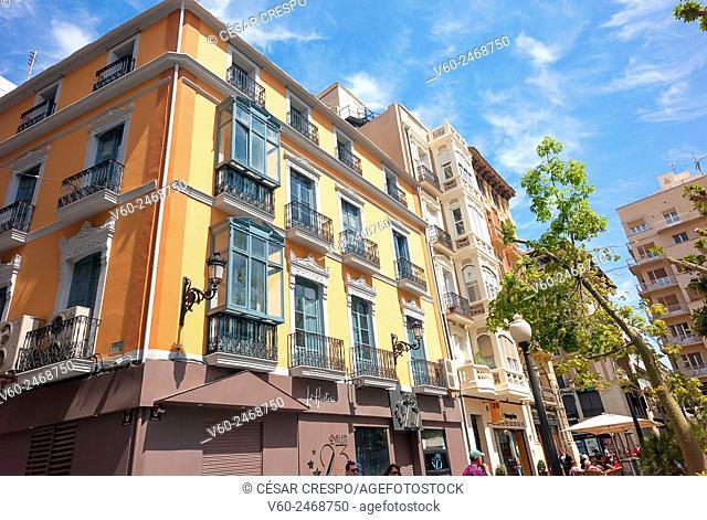 -Classic Architecture- Alicante Spain