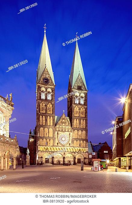 Bremen Cathedral of St. Petri, Bremen, Germany