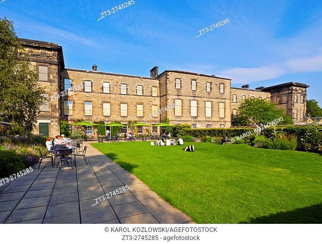 UK, Scotland, Lothian, Edinburgh, View of the Scottish National Gallery of Modern Art.
