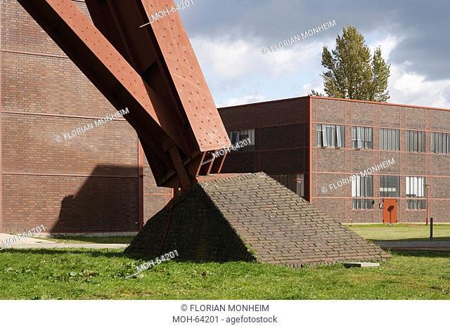 Essen, Zeche Zollverein, Schacht XII