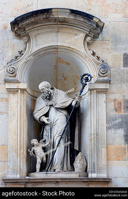 angel, sculpture, statues