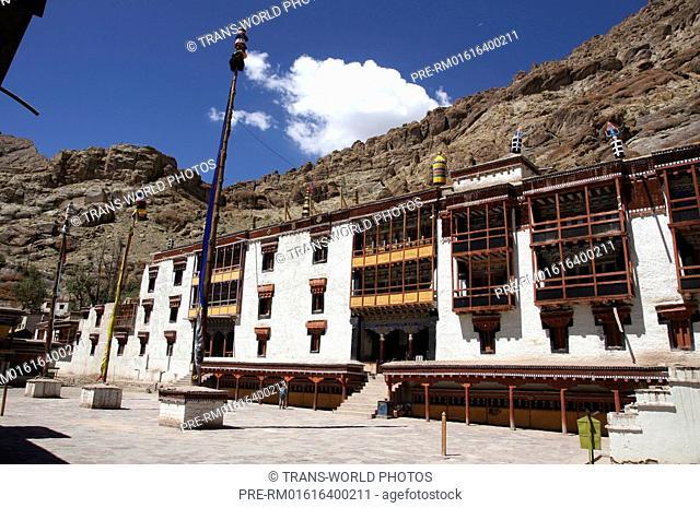 Hemis Monastery, Hemis, Jammu and Kashmir, India / Kloster Hemis, Hemis, Jammu und Kashmir, Indien