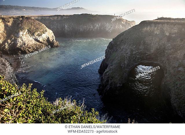 Coastal Landscape near Mendocino, California, USA