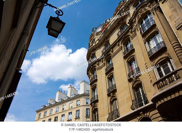 Paris Street, France