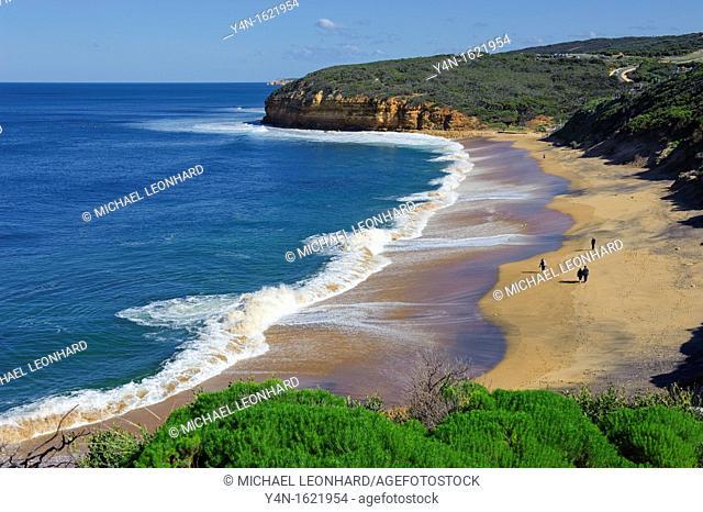Bells Beach on the Great Ocean Road