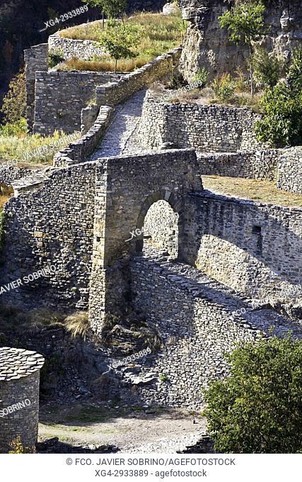 Montañana. Ribagorza. Huesca Province. Aragón. Spain