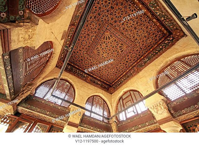Sabil & Kuttab abd al-Rahman Katkhuda,Cairo, Egipto
