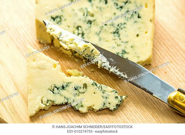 Blue french cheese