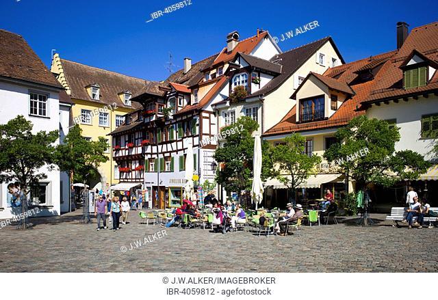 Restaurants, Meersburg, Baden-Württemberg, Germany