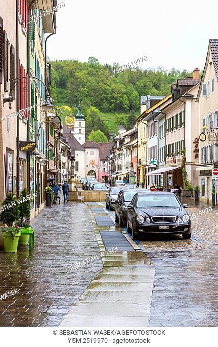 Laufen, Canton Basel-Landschaft, Switzerland, Europe