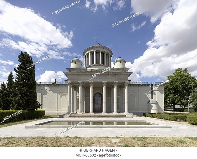 Madrid, Real Observatorio Astronomico, königliche Sternwarte