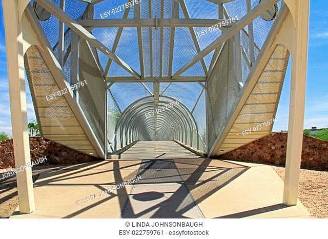 Rattlesnake Bridge in Tucson Arizona