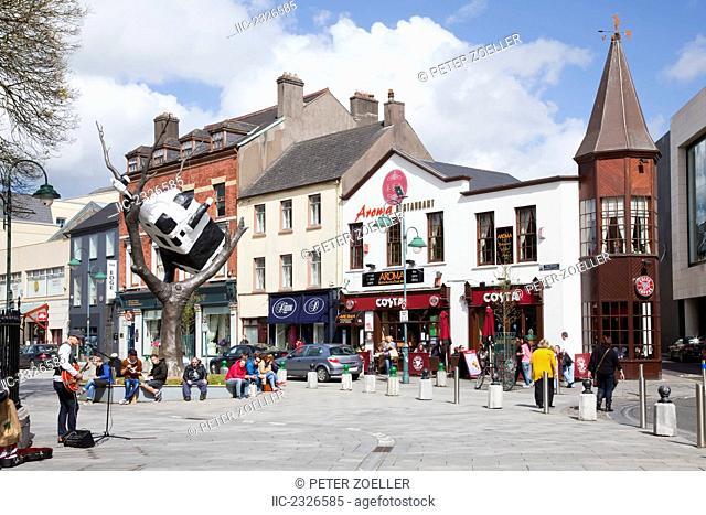 Emmet place;Cork city county cork ireland