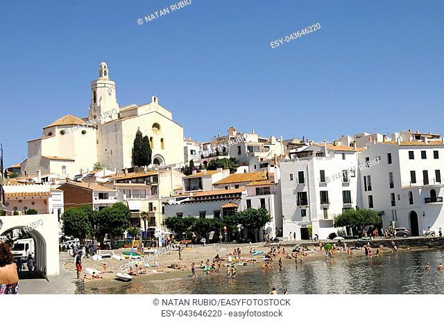 Cadaques, Girona, Catalonia, Spain