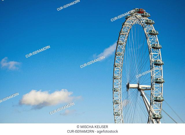 London Eye, London, England, UK