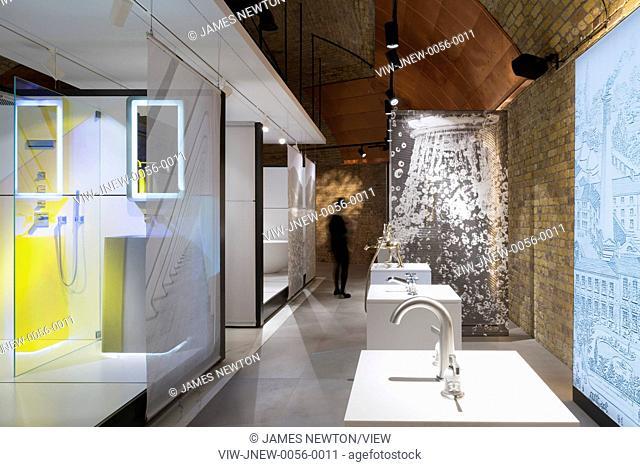 Showroom gallery. C P Hart Showroom, London, United Kingdom. Architect: Morrow + Lorraine Architects, 2015