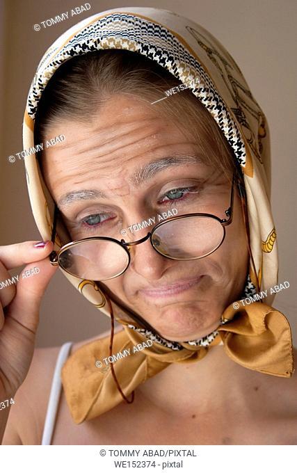 Granny fx, make up lessons