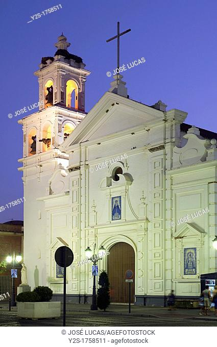 Parish Church of Nuestra Señora de los Dolores, Isla Cristina, Huelva-provincia, Spain