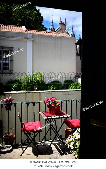 A Raposa restaurant in Sintra, Portugal
