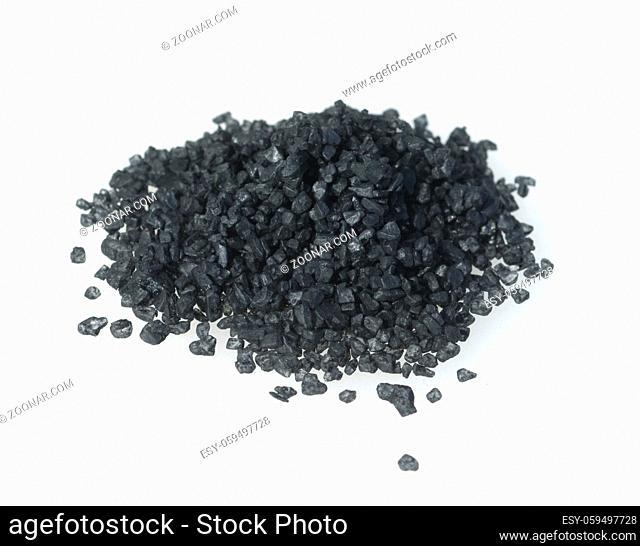 Hawaii Salz, schwarz, Meersalz