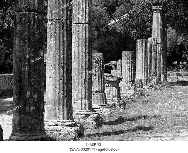 Olympia, Katakolon, Greece